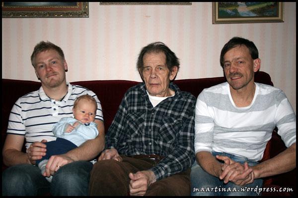 Fyra 4 generationer