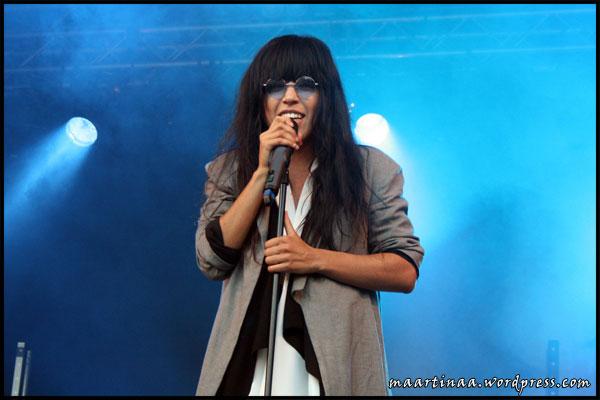 Loreen,sommartorsdag Borås 28 juni 2012