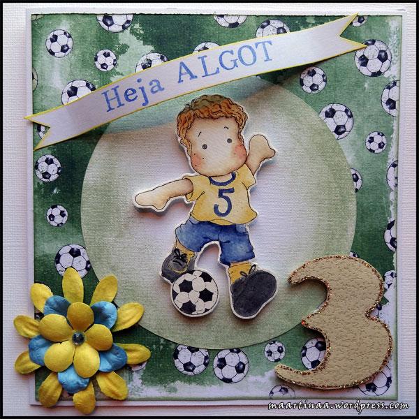 Magnolia Soccer Edwin The Winner Takes It All 2011
