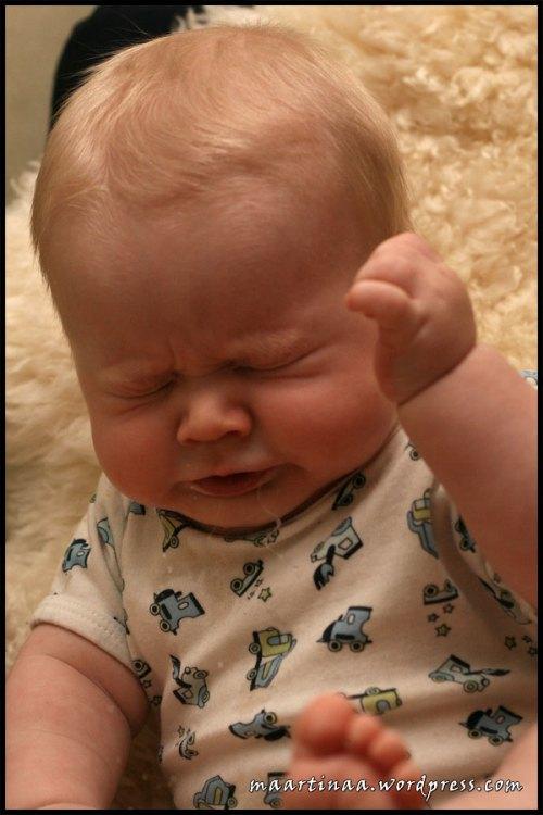 Oliver nyser, prosit, bebis nyser