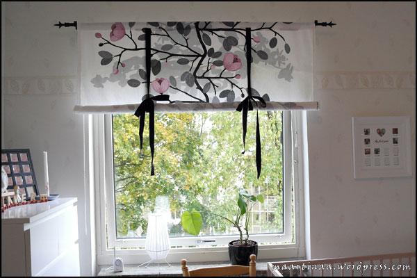 Gardiner Till Bursprak Kok : Nya gardiner i kok och sovrum  Martinas lilla vorld