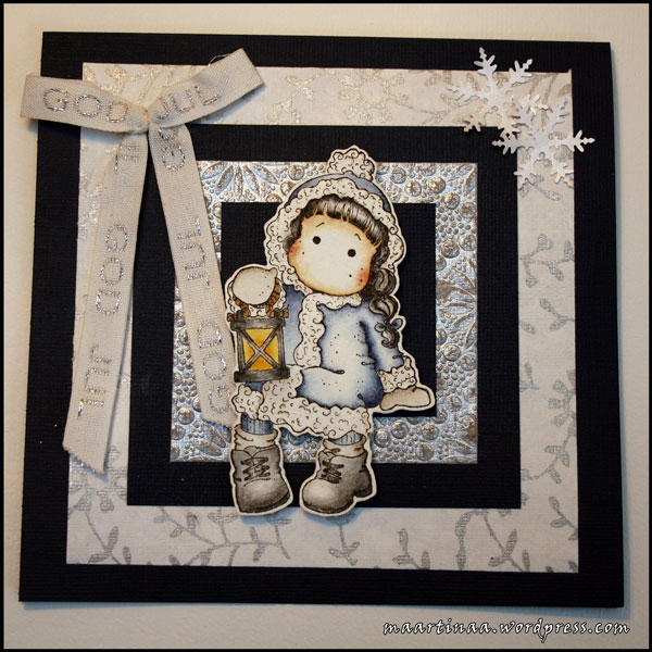Tilda in winter night (Merry Little Christmas Collection 2010)