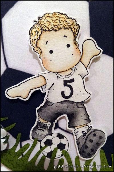Soccer Edwin från Magnolias The Winner Takes It All 2011