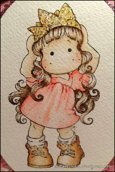 Magnolia Princess Party Tilda