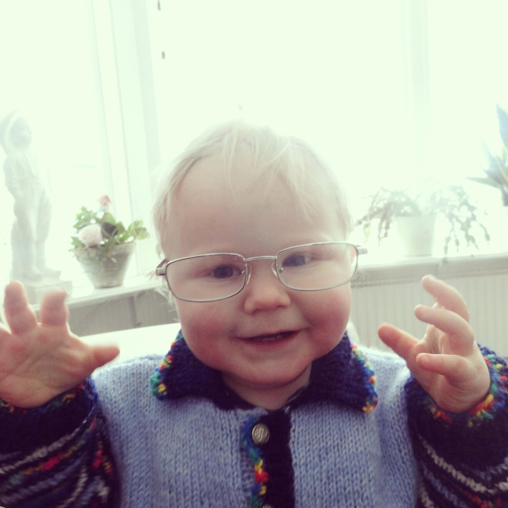 solsidan ove fyller år Oliver 15 månader | Martinas lilla värld solsidan ove fyller år