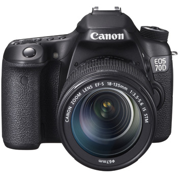 Canon Eos 70D 18-135mm