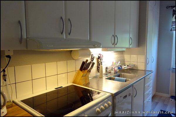 Köket efter renoveringen