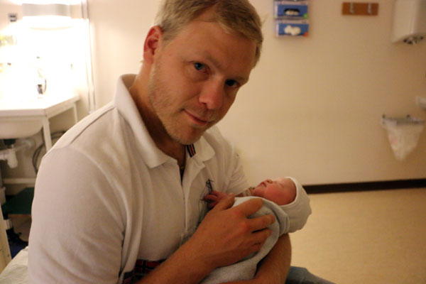 Novas födelse u2013 min förlossningsberättelse nr 2 Martinas lilla värld